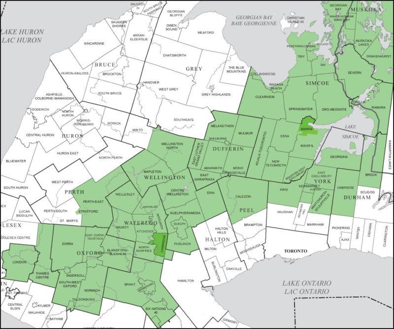 Kitchener Beeton Ontario